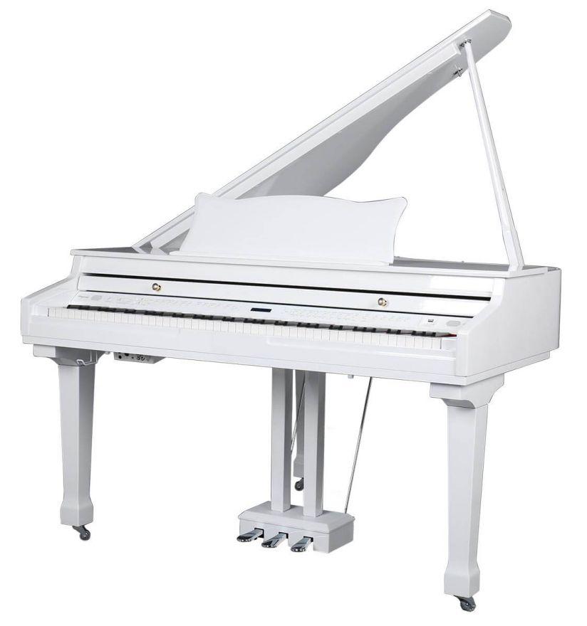 Ringway GDP-6320 Цифровой рояль белый