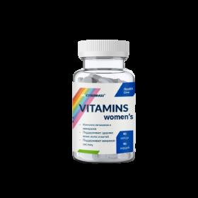 Cybermass Vitamins womens 90caps