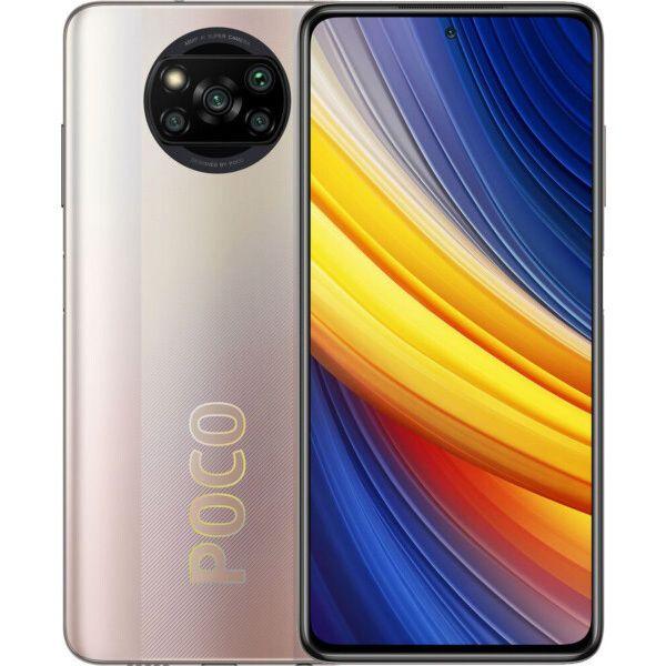 Смартфон Xiaomi Poco X3 Pro 8/128GB Metal Bronze