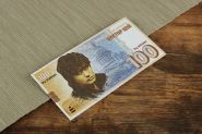 100 рублей Виктор ЦОЙ (с водяными знаками)