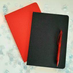 блокноты с обложкой из rpet