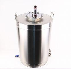 Перегонный куб Самогонофф Медиум, с выходом под ТЭН, 36 литр
