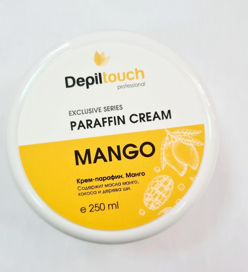 Depiltouch Крем-парафин Манго, 250 мл.