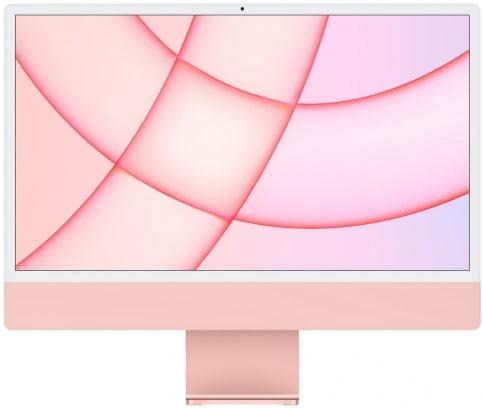 "Apple iMac 24"" M1(8C CPU, 7C GPU)/256Gb/8Gb (2021) MJVA3"
