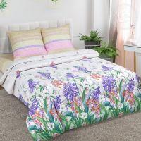 «Хоста» (DE LUXE) постельное белье Поплин 2-х спальный