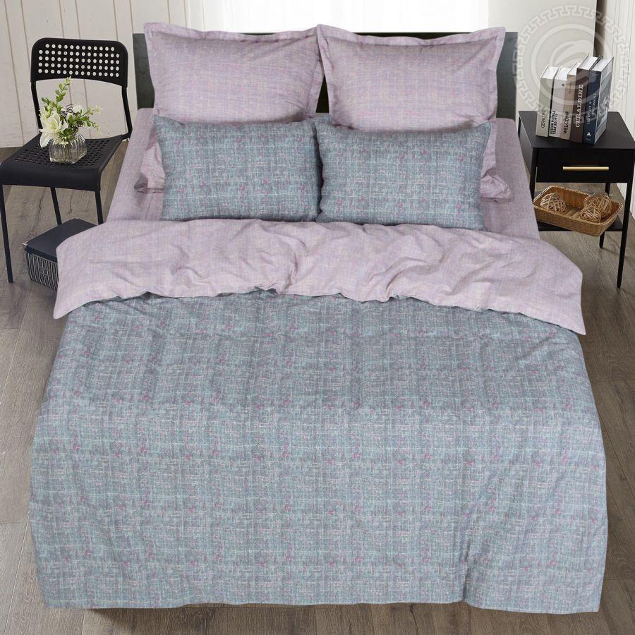 «Клаудиа» постельное белье Сатин 1.5 спальный