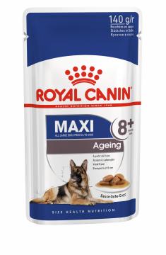Роял канин Макси Эйджинг 8+ для собак (Maxi Ageing pouch) пауч 140г.