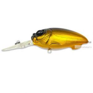 Воблер Megabass Cyclone MR-X 55 мм / 14 гр / Заглубление: 0 - 2,2 м / цвет: GG Alien Gold