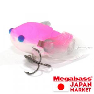 Воблер Megabass Siglett 3,65 мм / 5,3 гр / цвет: Killer Pink