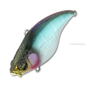 Воблер Megabass Vibration-X Jr. Rattle 65 мм / 14 гр / цвет: M Blue Back Oikawa (JP)