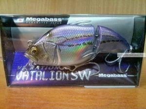 Воблер Megabass Vibration-X Vatalion SW 71 мм / 11 гр / Заглубление: 0,5 - 1,5 м / цвет: LZ Hiiragi (JP)