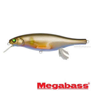 Воблер Megabass Vision 100 Miyabi 105мм / 17,4гр / Заглубление: 0,4 - 0,6 м / цвет: PM Ochi Ayu