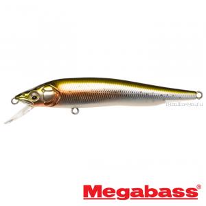 Воблер Megabass Vision 95Q-GO Slow Float 95мм / 9,8гр / Заглубление: 0,1 - 0,5 м / цвет: AL Hakone
