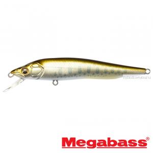 Воблер Megabass Vision 95Q-GO Slow Float 95мм / 9,8гр / Заглубление: 0,1 - 0,5 м / цвет: PM Iwana