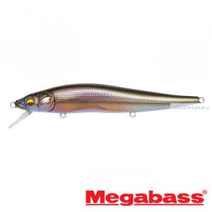 Воблер Megabass Vision Oneten 110мм / 14 гр / Заглубление: 0,8 - 1,2м / цвет: M Kamamutsu