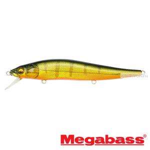 Воблер Megabass Vision Oneten Hi-Float 110мм / 14 гр / Заглубление: 1,2 - 1,8 м / цвет: GG Kasumi Tiger HF