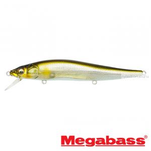 Воблер Megabass Vision Oneten Hi-Float 110мм / 14 гр / Заглубление: 1,2 - 1,8 м / цвет: HT Ayu HF