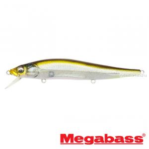 Воблер Megabass Vision Oneten Hi-Float 110мм / 14 гр / Заглубление: 1,2 - 1,8 м / цвет: HT ITO Tennessee Shad HF