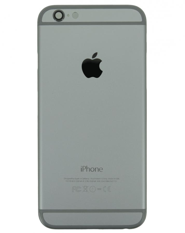 Корпус Apple iPhone 6 (grey) Аналог