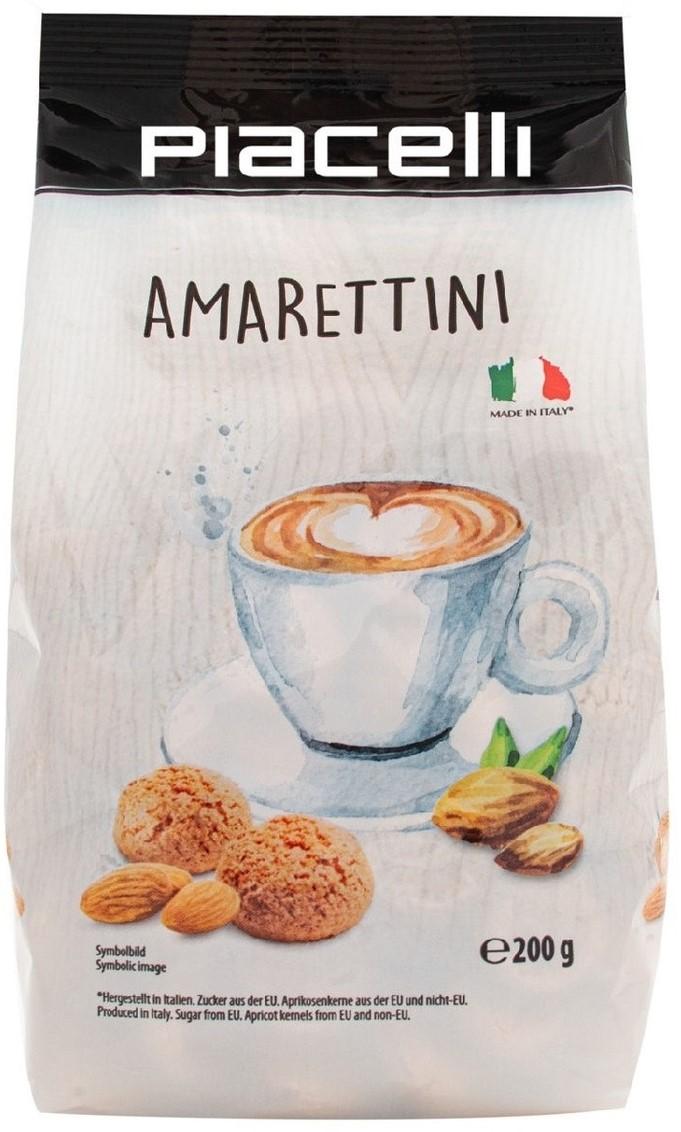 Печенье Piacelli Amarettini 200г