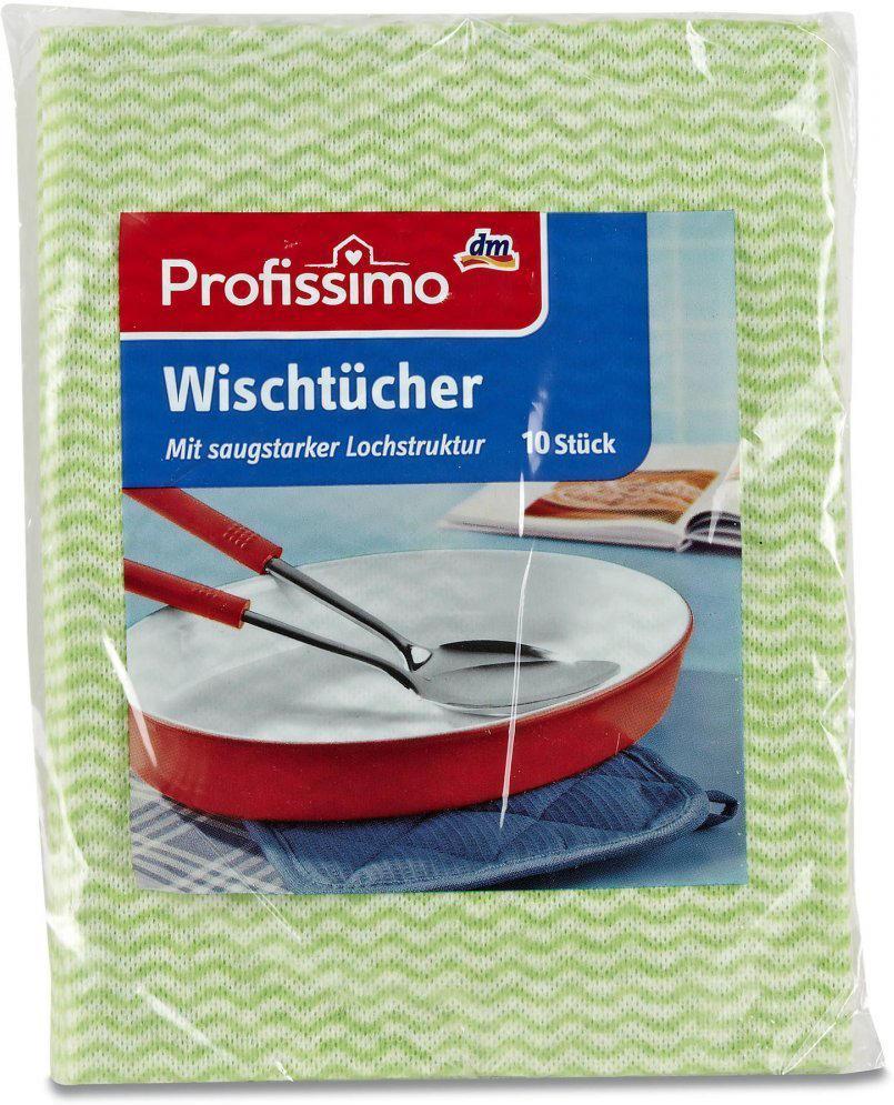 Салфетки для уборки Profissimo 10шт