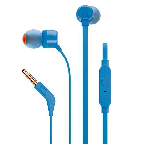 Наушники JBL Tune 110, синий