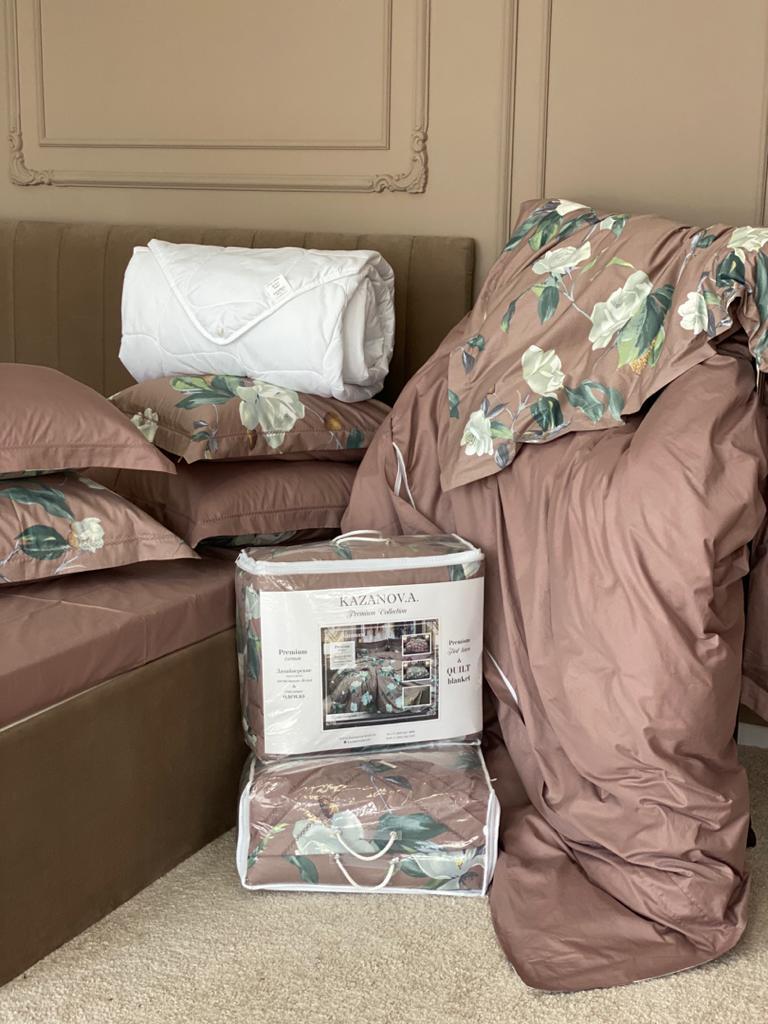 Аззаро (капучино) с одеялом