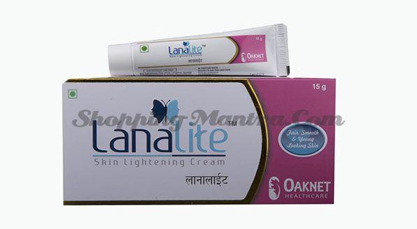 Ланалайт осветляющий крем Oaknet Healthcare Lanalite Cream