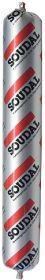 Клей-Герметик Полиуретановый 600мл Soudal Soudaflex 40 FC Белый, Серый, Черный, Коричневый, Эластичный, Однокомпонентный