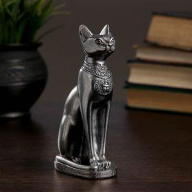 """Силиконовая форма """"Кошка египетская"""" 13см"""