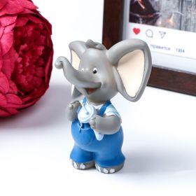 """Силиконовая форма """"Слоненок"""", 6 см"""