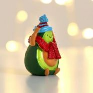 Силиконовая форма «Авокадо в шапочке» 6 см х 6 см х 8 см
