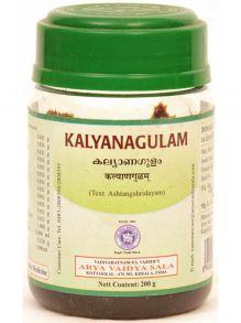 Kalyanagulam Кальянагулам, средство для омоложения организма, 200 г,  Kottakkal Ayurveda