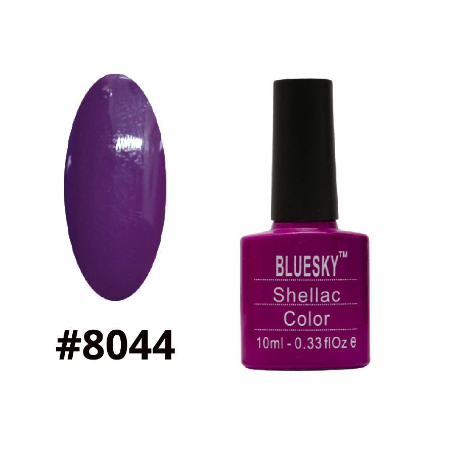Гель-лак Bluesky Shellac Color 10ml №8044