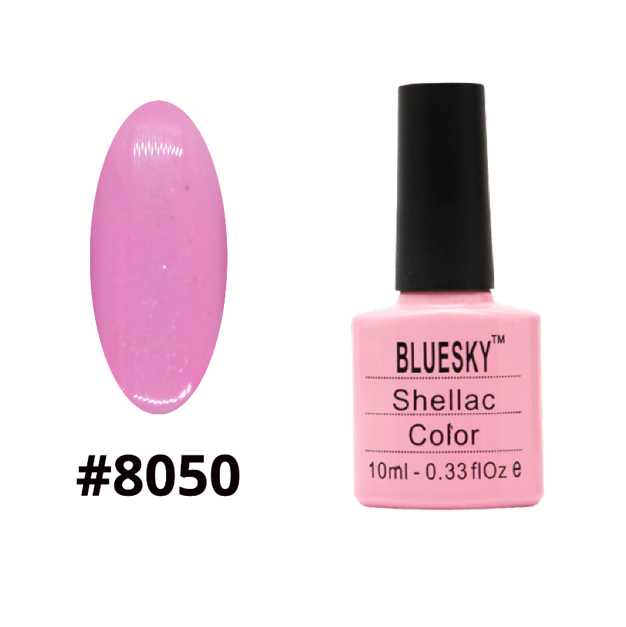 Гель-лак Bluesky Shellac Color 10ml №8050