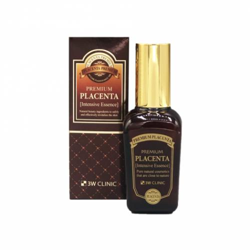 083389 3W CLINIC Омолаживающая эссенция для лица с экстрактом плаценты Premium Placenta Intensive Essence