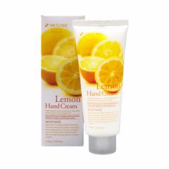 284316 3W CLINIC Увлажняющий крем для рук с экстрактом лимона Moisturizing Lemon Hand Cream