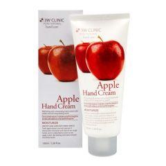 575431 3W CLINIC Увлажняющий крем для рук с экстрактом яблока Moisturizing Apple Hand Cream