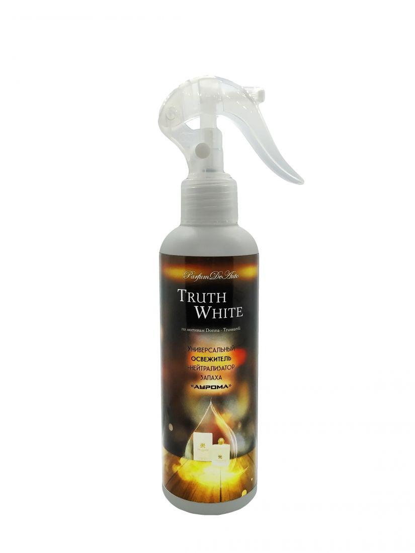 """Truth White по мотивам Donna - Trussardi"", ароматизатор спрей 200 мл, пластиковый флакон"