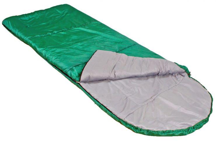 Спальник ПИК-99 ЛОТОС- 3000К 2.6 кг -5 °С 204+40х95см Упаковка Ø29 х 46 см
