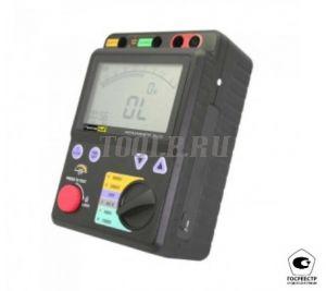 ПрофКиП Е6-33 Мегаомметр цифровой (500 В … 5000 В)