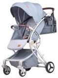 Прогулочная коляска Aimile Summer Original (Pearl), стальной серый ASP-1