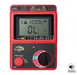 ПрофКиП Е6-36/1 Мегаомметр цифровой (50 В … 1000 В)