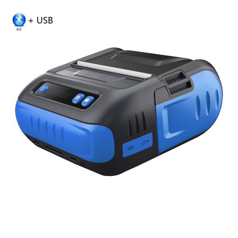 Мобильный принтер этикеток и чеков MHT-P29L (USB + Bluetooth)