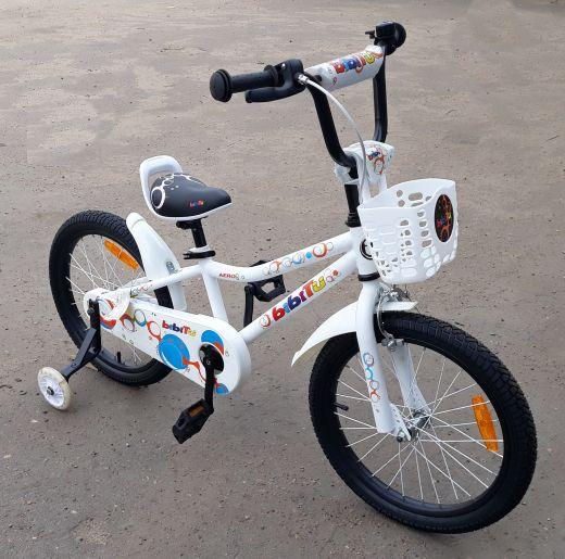 Велосипед Bibitu Aero White 18