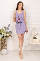 Сорочка 25011 [фиолетовый]