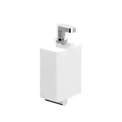Дозатор жидкого мыла для настенного монтажа Webert Living LV500201 ФОТО