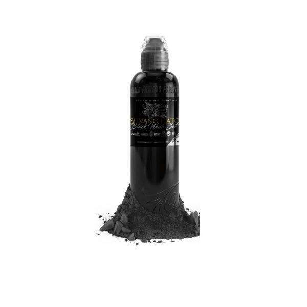 World Famous Ink SILVANO FIATO - Black