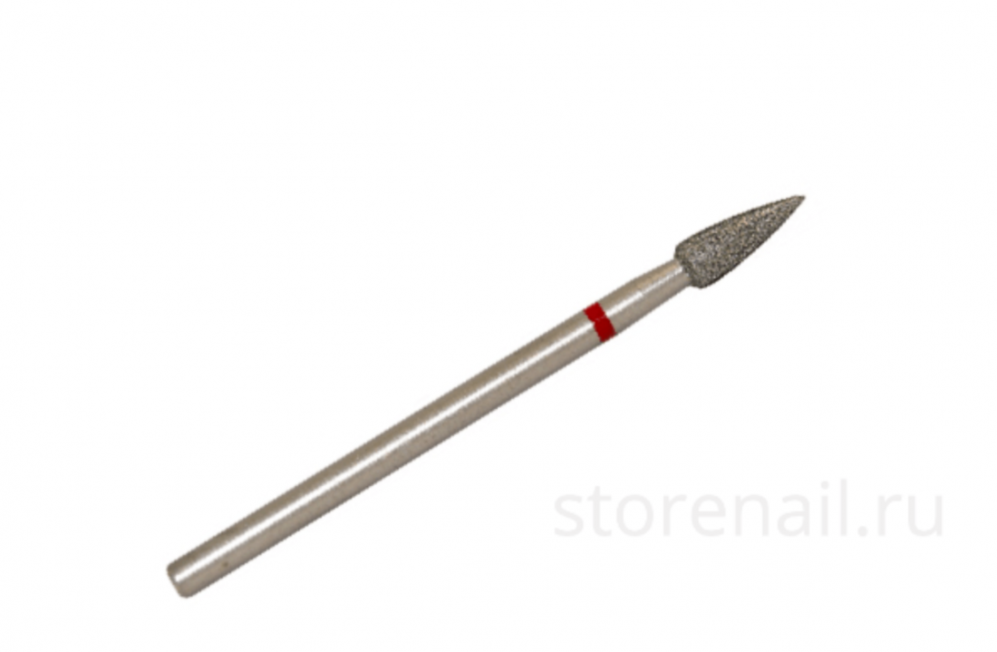 Цилиндрическая , стрельчатый конец ВладМиВа 856.104.245.080.031 (10 шт/блистер)