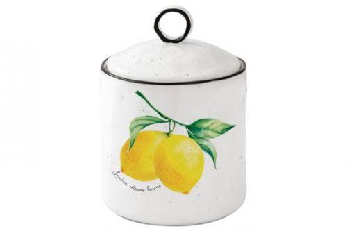 Банка для сыпучих продуктов Amalfi без инд.упаковки EL-R2212_AMAL